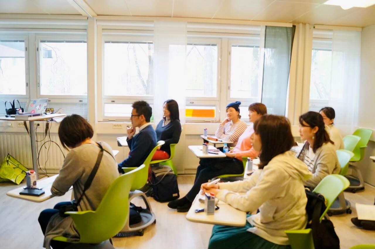 【体験講座】「豊かで幸せな文化を伝える講師」養成コース